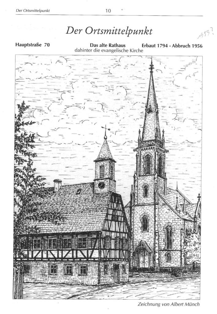 1855 – 1859: Volksschülerin bis zur Konfirmation 1859
