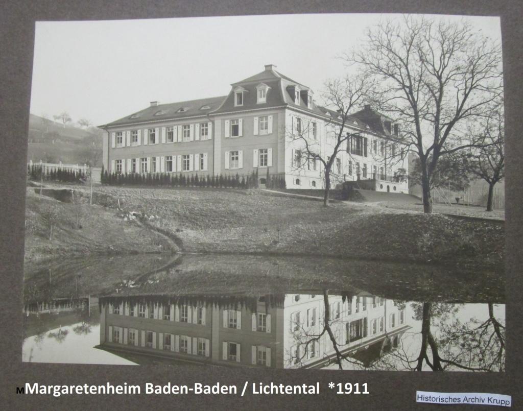 1912 – Mai 1922: Baden-Baden / Lichtental
